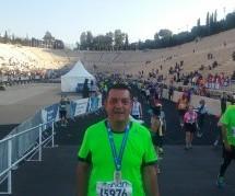 Άλλος ένας αθλητής μας συμμετείχε στον Κλασικό Μαραθώνιο – ΣΥΓΧΑΡΗΤΗΡΙΑ ΔΗΜΗΤΡΗ