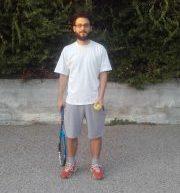 Ο `Αλκης Κουκοβίνης στα ημιτελικά της κατηγορίας του στο OPEN του Α.Ο. Αργυρούπολης