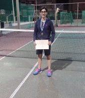 Η αγωνιστική δραστηριότητα των αθλητών και αθλητριών μας 3η θέση για τη Μαρία Μαυρίκα στο τουρνουά του Ο.Α. Πετρούπολης