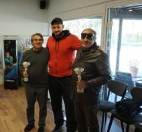 Αγωνιστική δραστηριότητα Διπλή επιτυχία για το Νότη Σωτηρόπουλο  στο τουρνουά του Ο.Α. Αγίας Παρασκευής